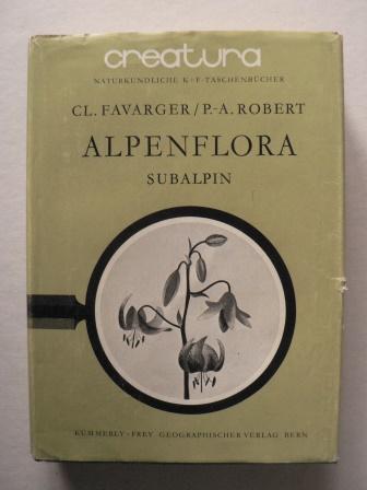 Alpenflora - hochalpin