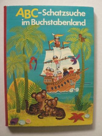 ABC-Schatzsuche im Buchstabenland Lizenzausgabe