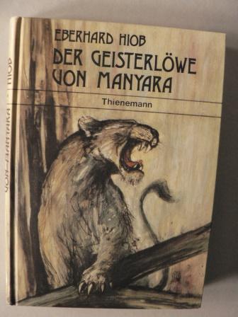 Der Geisterlöwe von Manyara