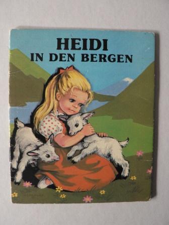 HEIDI in den Bergen . Pussy Kassette 9