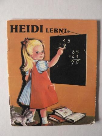 HEIDI lernt. Pussy Kassette 9