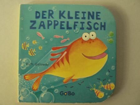 Ruth Galloway Der kleine Zappelfisch