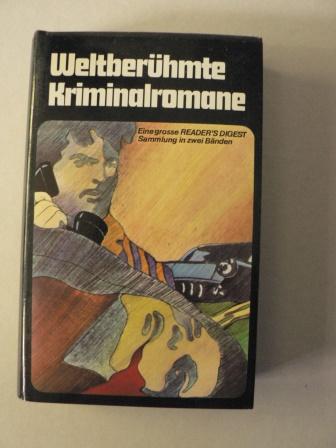 Weltberühmte Kriminalromane Band II