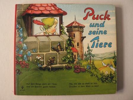 Puck und seine Tiere (Lochbilderbuch)