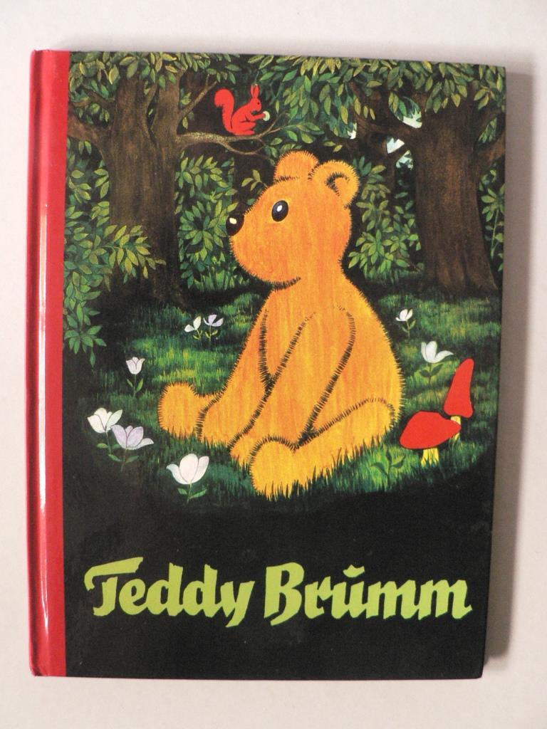 Behling, Heinz (Illustr.)/Werner, Nils (Text) Teddy Brumm 11. Auflage