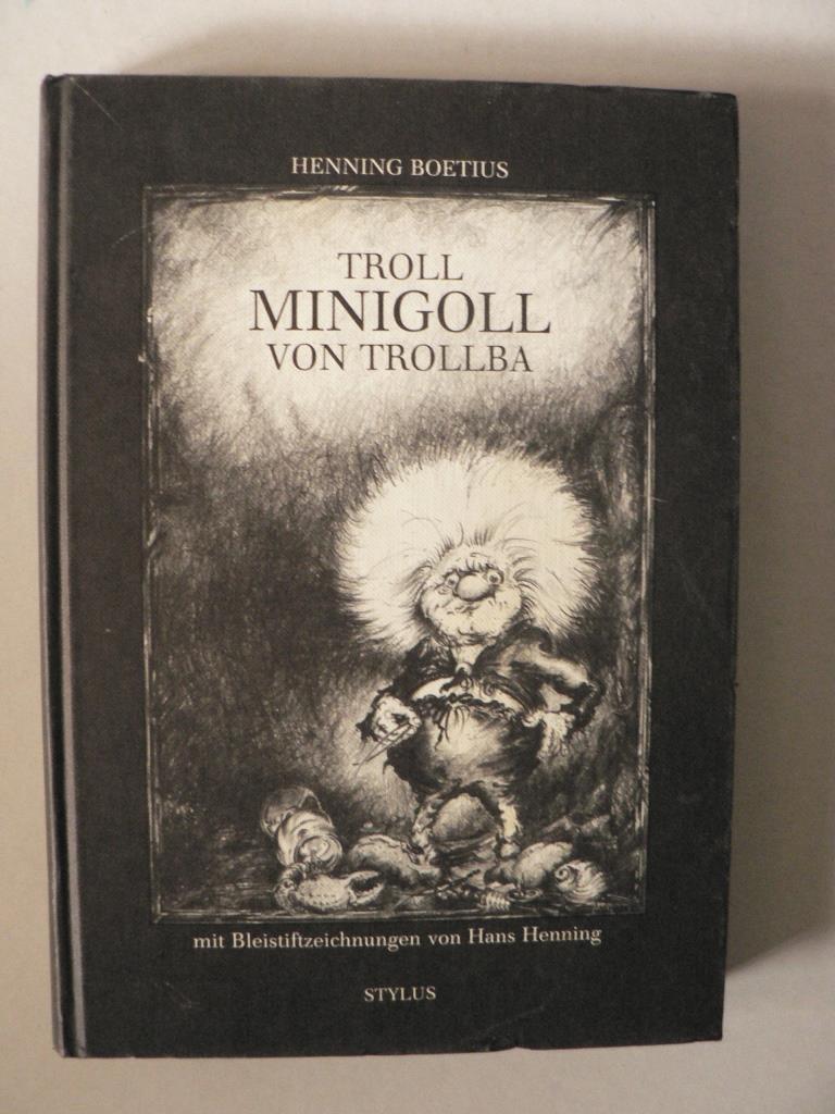 Troll Minigoll von Trollba 2. Auflage