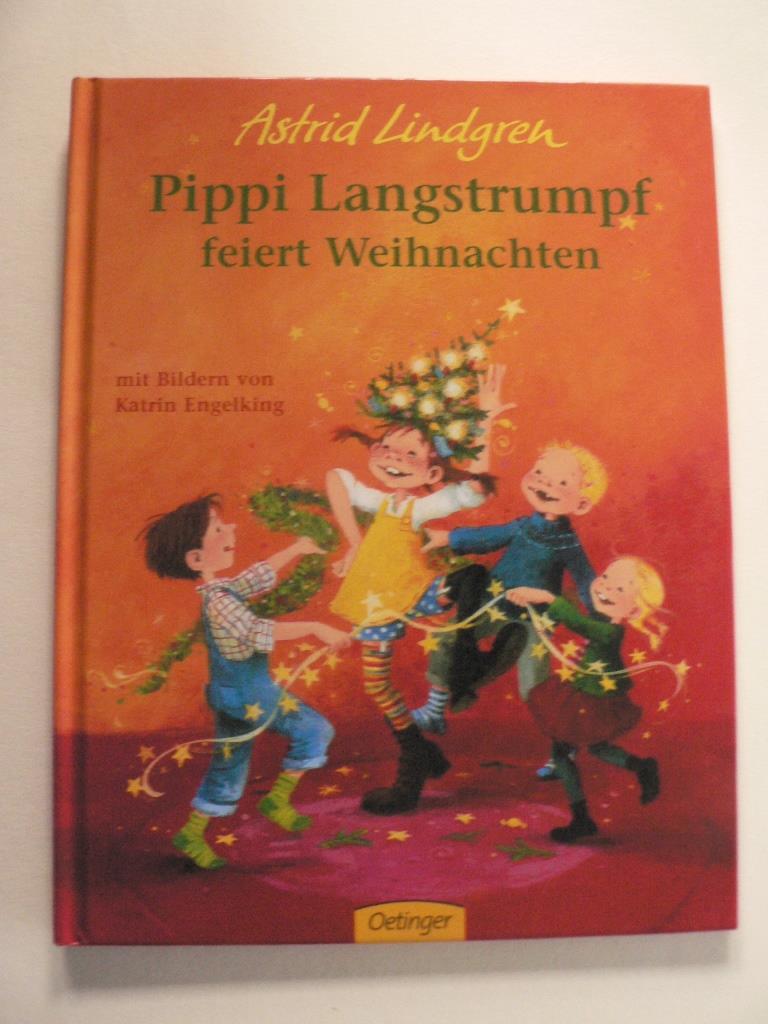 Lindgren, Astrid/Engelking, Katrin/Kutsch, Angelika Pippi Langstrumpf feiert Weihnachten