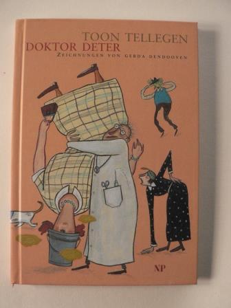 Doktor Deter 1. Auflage/EA