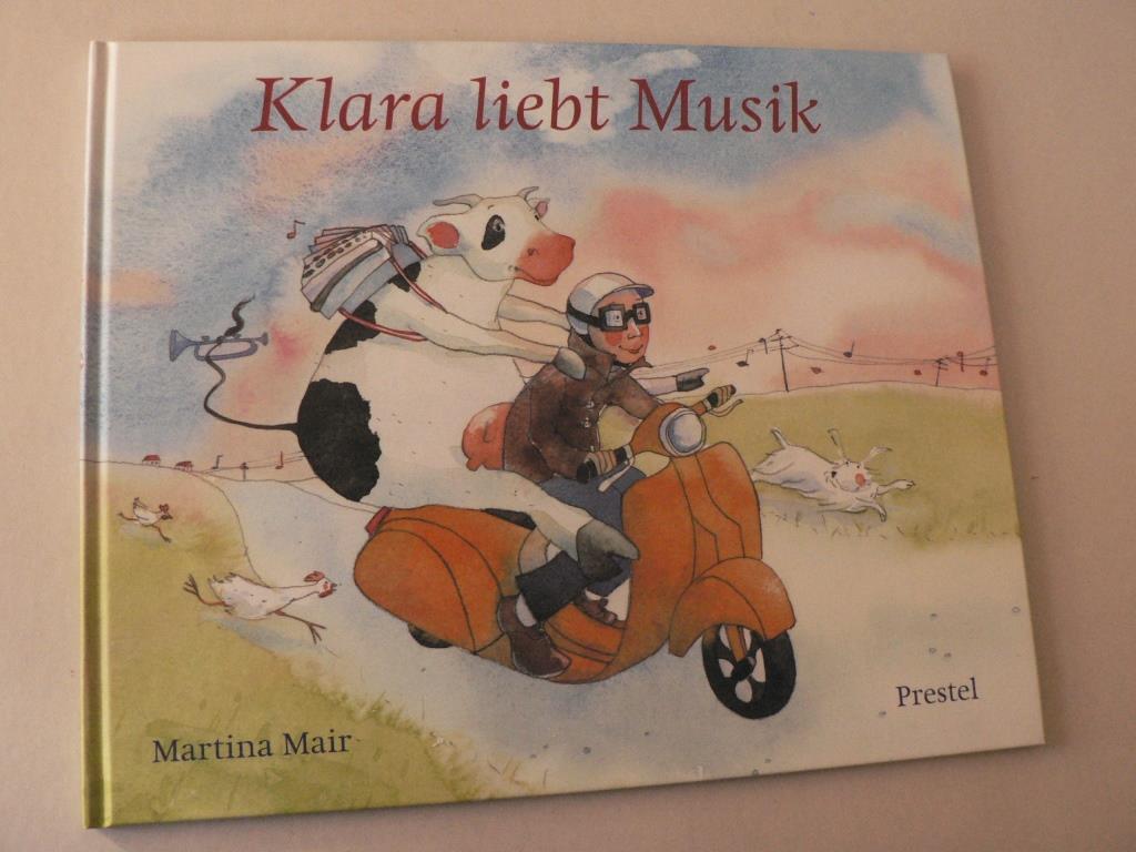 Klara liebt Musik
