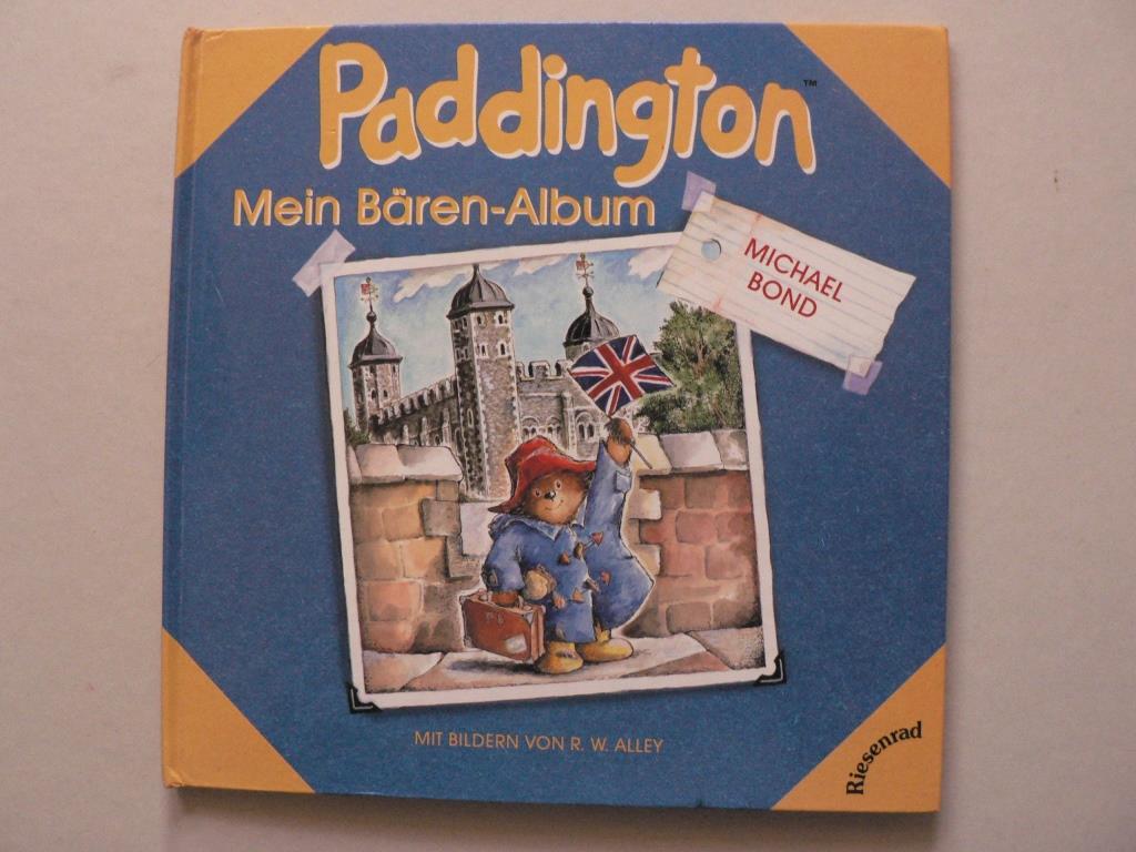 Paddington - Mein Bären-Album