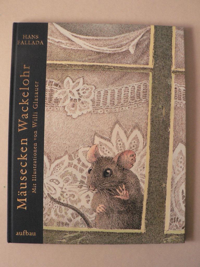 Mäusecken Wackelohr 1. Auflage/EA