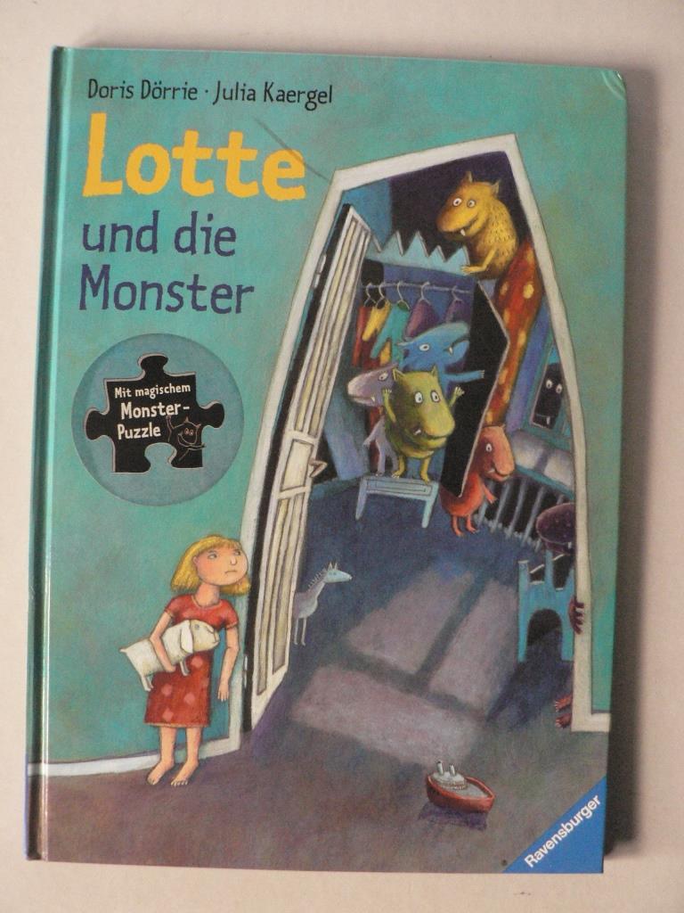 Dörrie, Doris/Kaergel, Julia Lotte und die Monster (ohne Puzzle!) 1. Auflage
