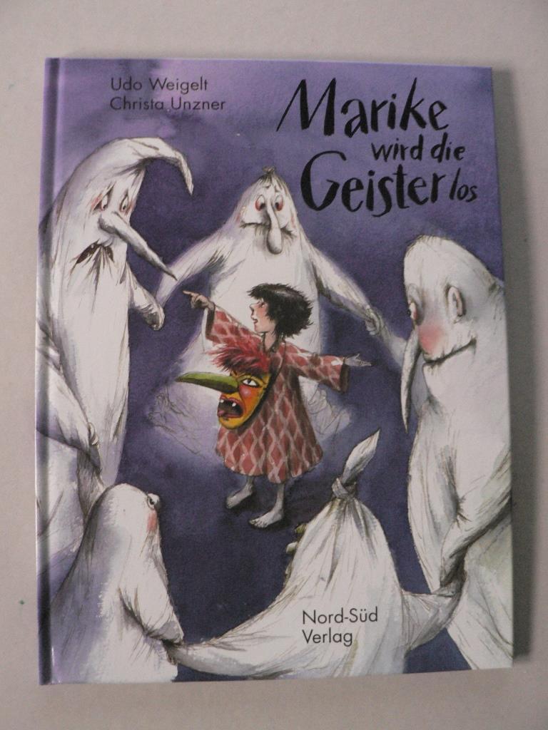 Marike wird die Geister los