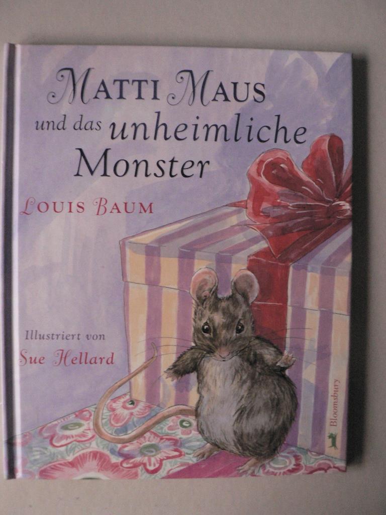 Matti Maus und das unheimliche Monster
