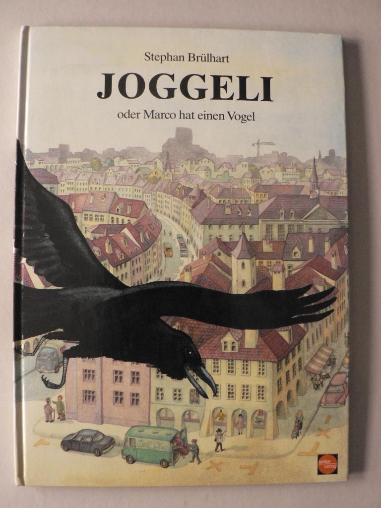 Joggeli oder Marco hat einen Vogel (großformatig)