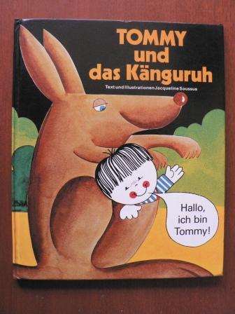 Tommy und das Känguruh (Band 1  der Tommy-Kinderbuch-Reihe)