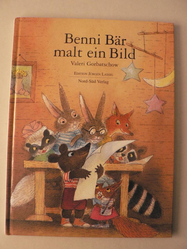 Gorbatschow, Valeri Benni Bär malt ein Bild 1. Auflage