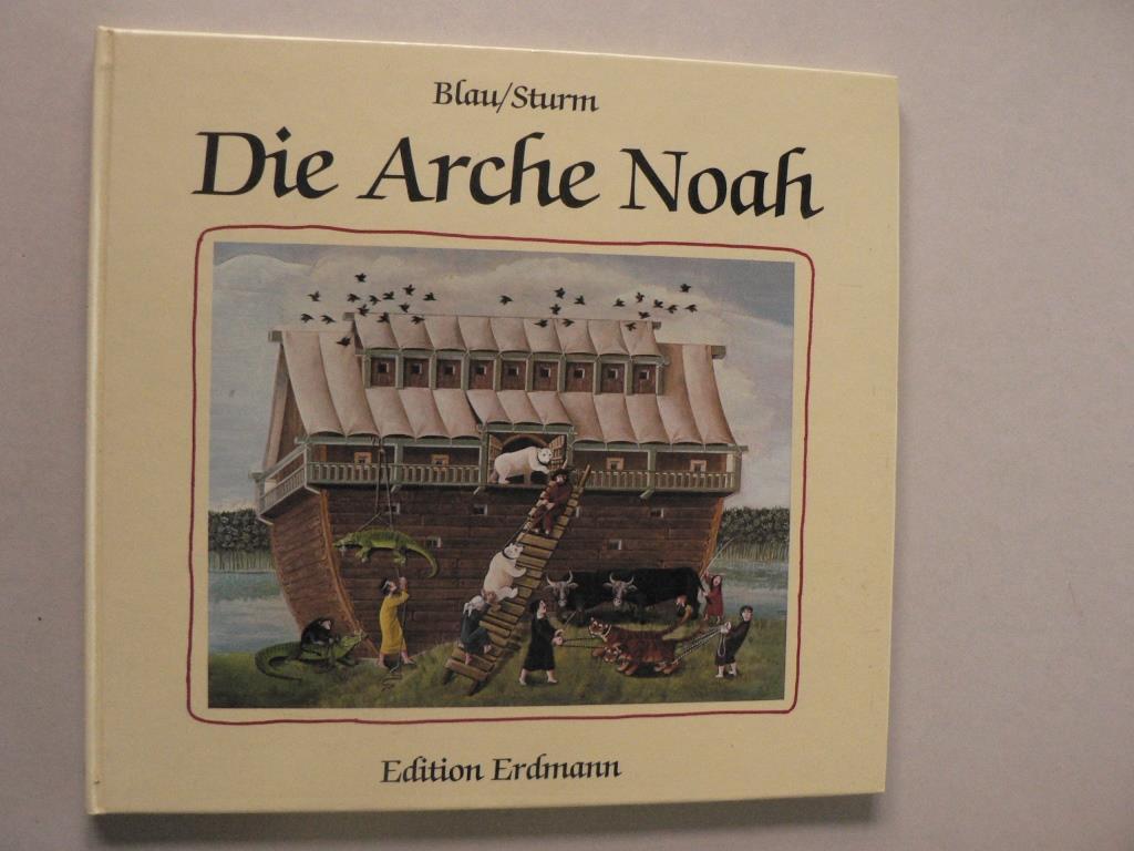 Die Arche Noah. Die Geschichte der Sintflut.