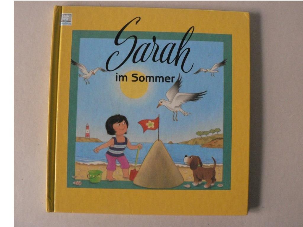 Sarah im Sommer