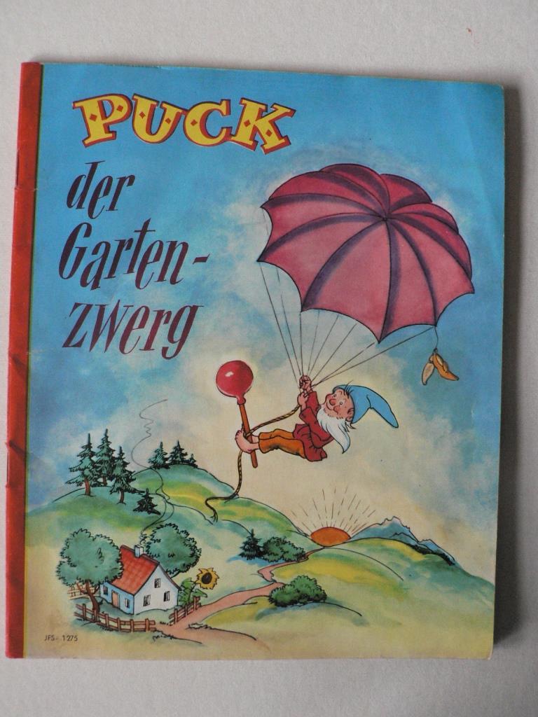 Hedda Obermaier-Wenz (Illustr.)/Suse Duken-Dingler (Verse) Puck, der Gartenzwerg (Sammlung