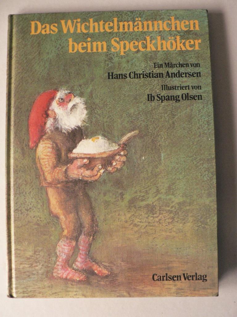 Das Wichtelmännchen beim Speckhöker. Ein Märchen von Hans Christian Andersen