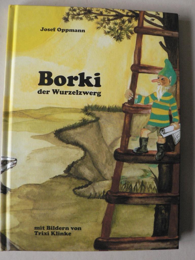 Borki, der Wurzelzwerg
