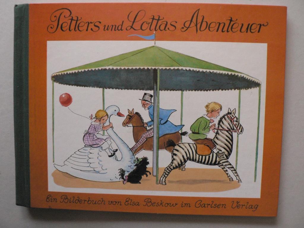 Beskow, Elsa Petters und Lottas Abenteuer 2. Auflage