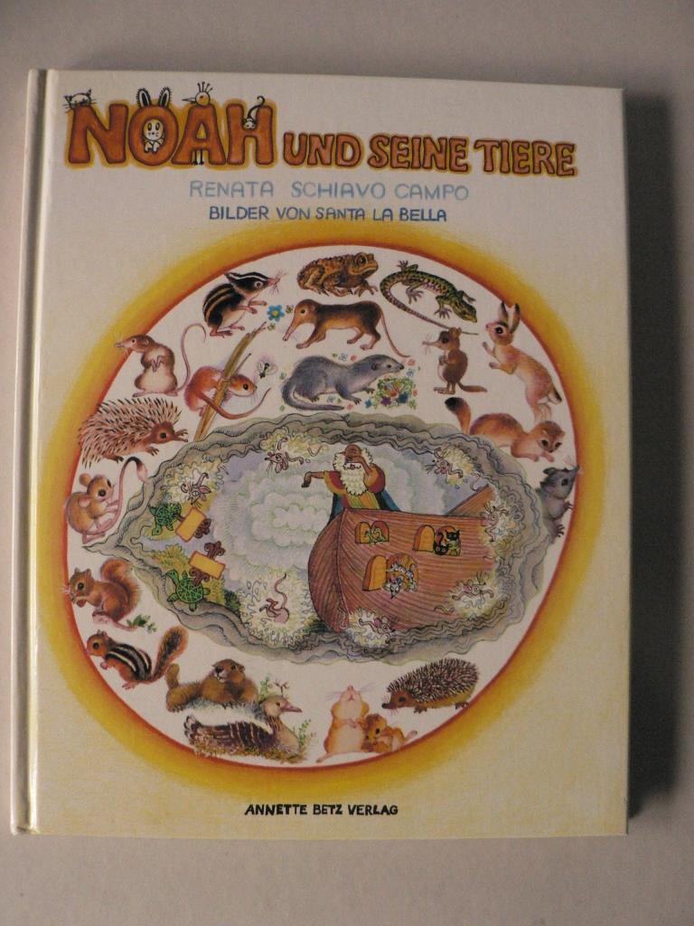 Noah und seine Tiere