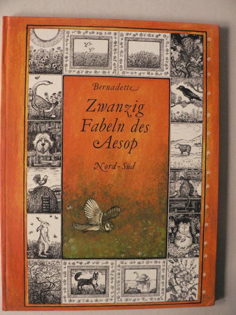 Zwanzig Fabeln des Aesop 2. Auflage
