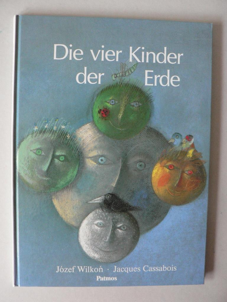 Die vier Kinder der Erde 1. Auflage