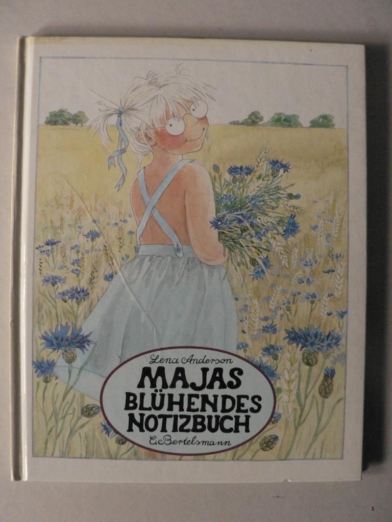 Majas blühendes Notizbuch