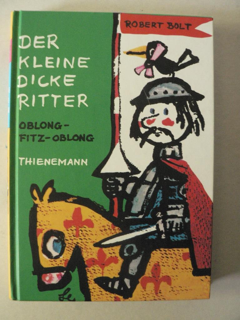 Der kleine dicke Ritter Oblong-Fitz-Oblong 11. Auflage
