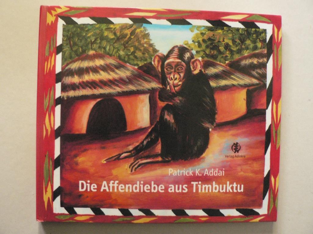 Die Affendiebe aus Timbuktu