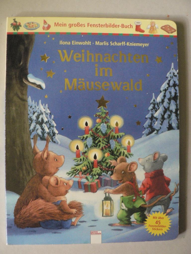 Weihnachten im Mäusewald 1. Auflage