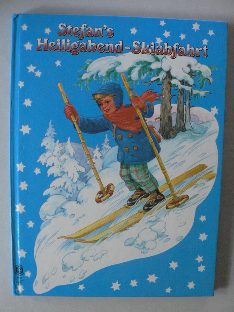 Stefan`s Heiligabend-Skiabfahrt