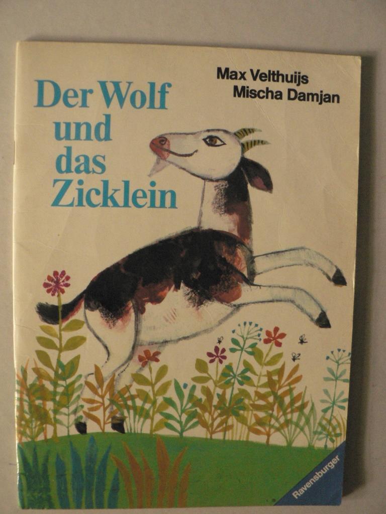 Der Wolf und das Zicklein 2. Auflage