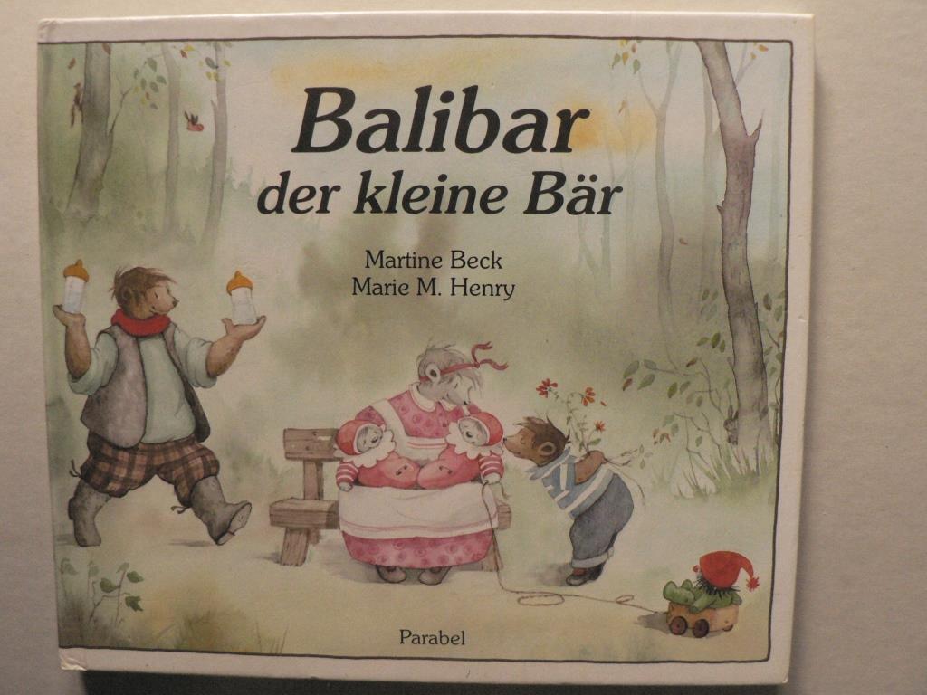 Balibar, der kleine Bär