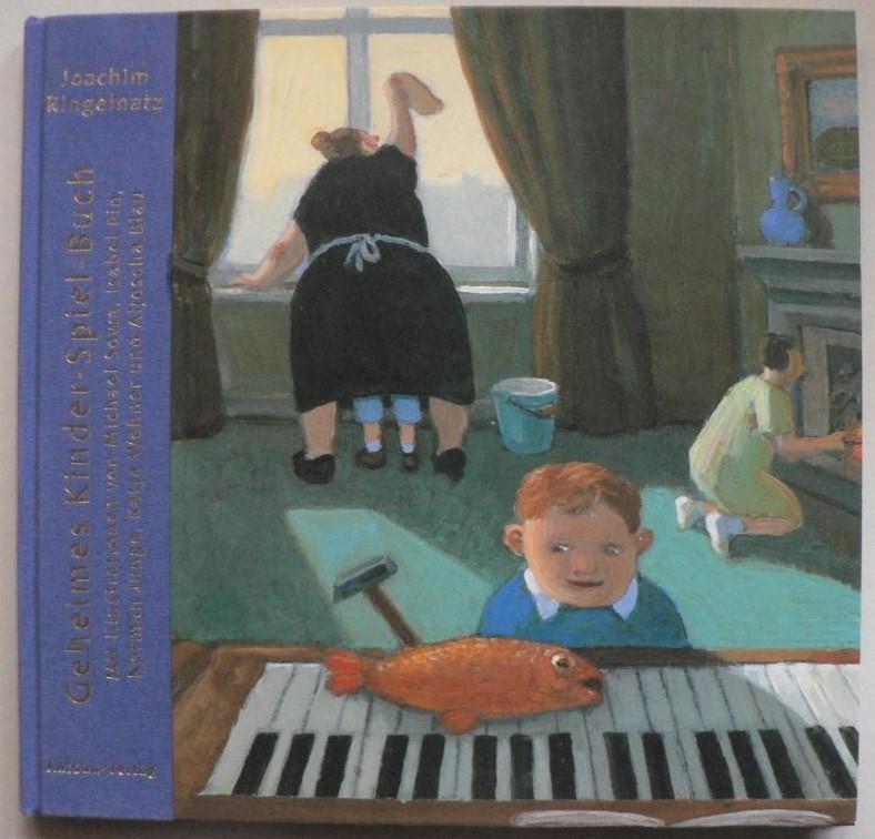 Geheimes Kinder-Spiel-Buch 1. Auflage