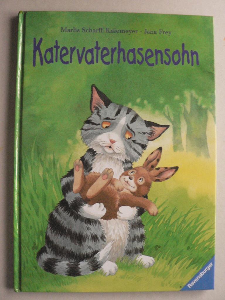 Frey, Jana/Scharff-Kniemeyer, Marlis Katervaterhasensohn 1. Auflage