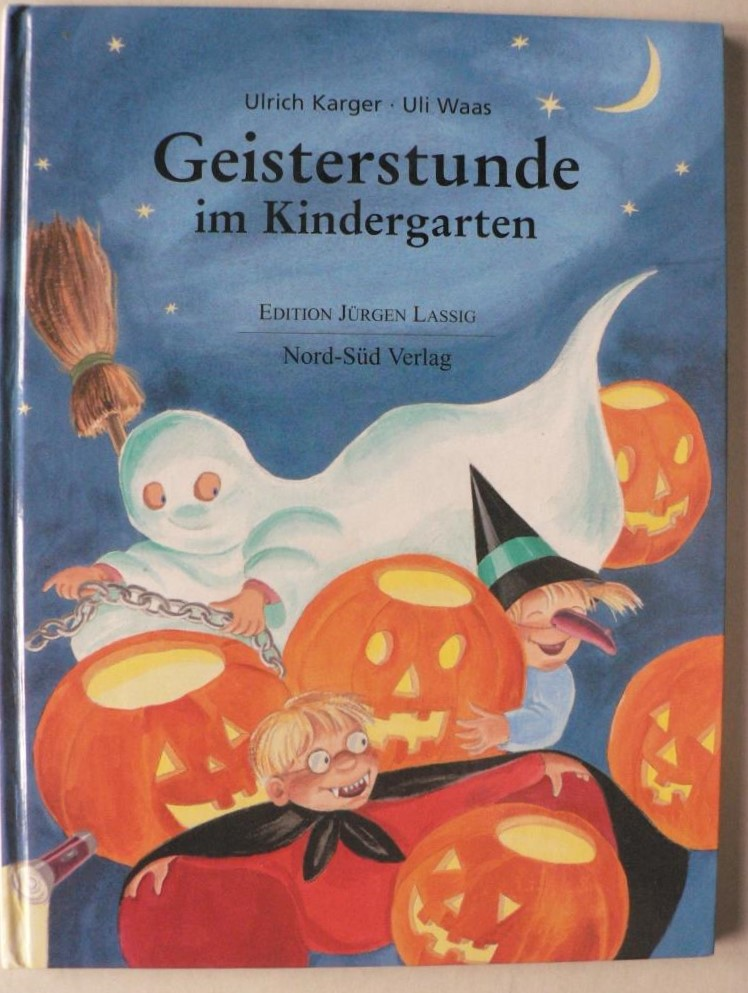 Geisterstunde im Kindergarten