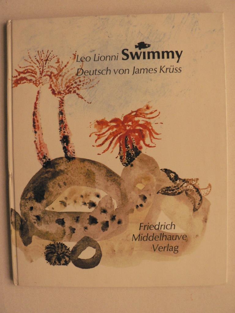 Leo Lionni/James Krüss (Übersetz.) Swimmy 3. Auflage/Lizenzausgabe Middelhauve
