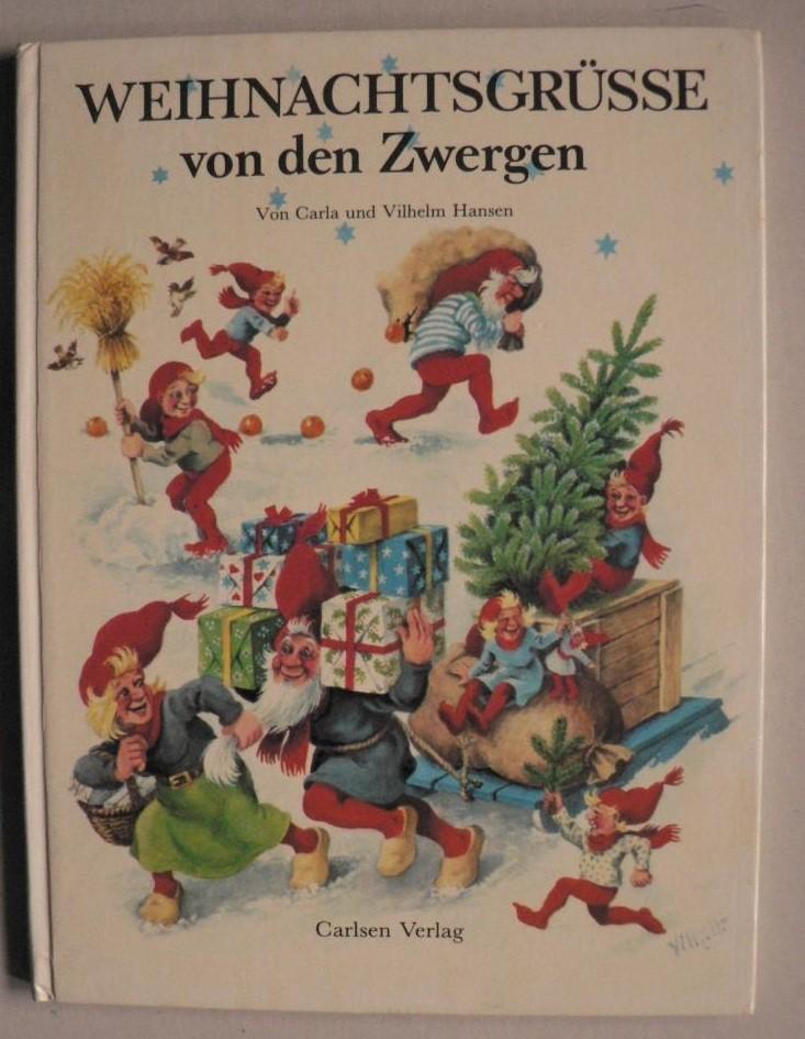 Weihnachtsgrüße von den Zwergen