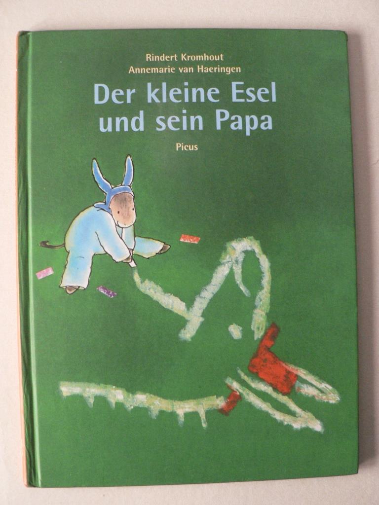 Der kleine Esel und sein Papa