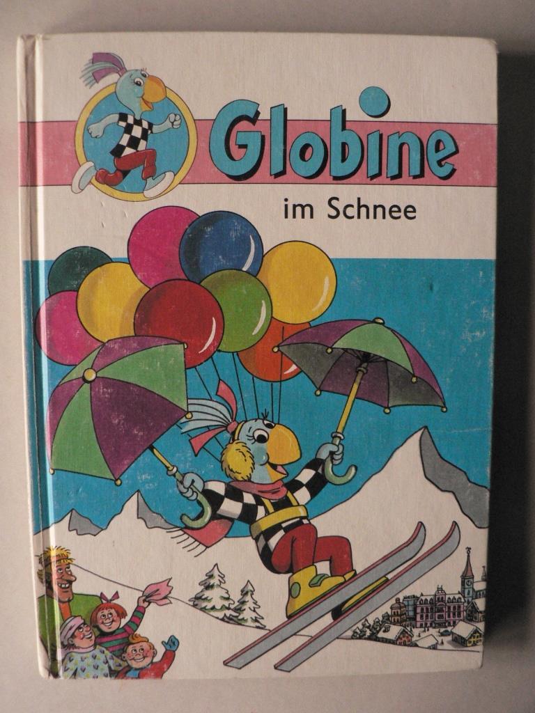 Christiansen, Anne/Wendelin, Thomas Globine im Schnee 1. Auflage/1.-40. Tausend
