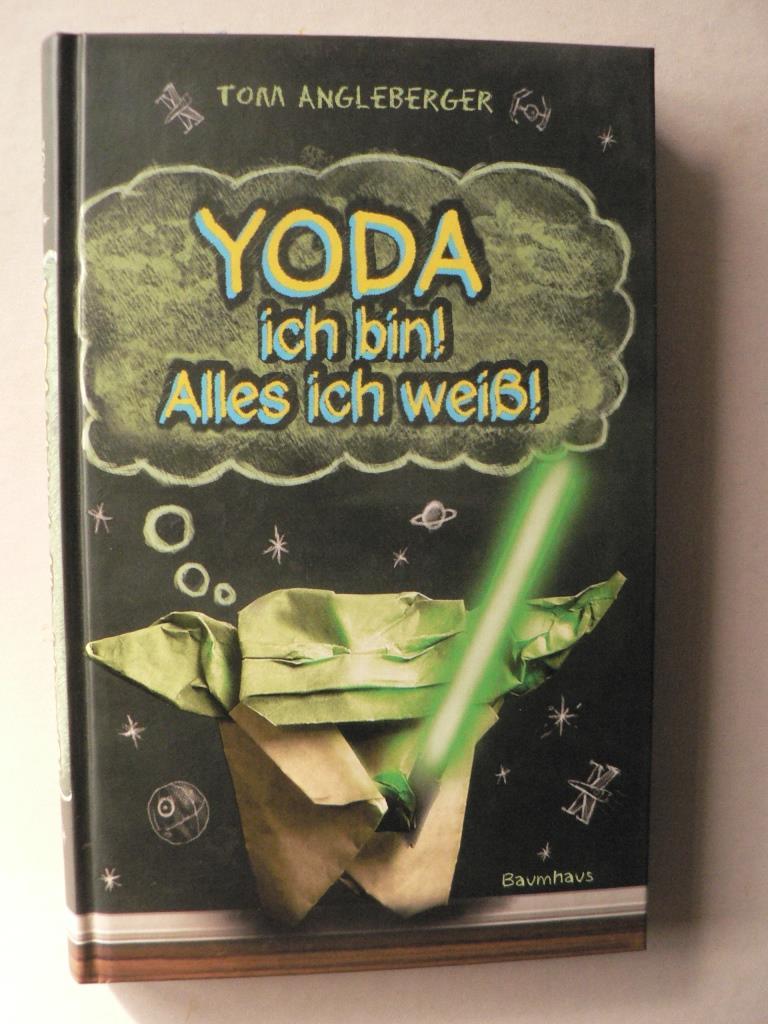 Yoda ich bin! Alles ich weiß! - Band 1. Ein Origami-Yoda-Roman 8. Auflage