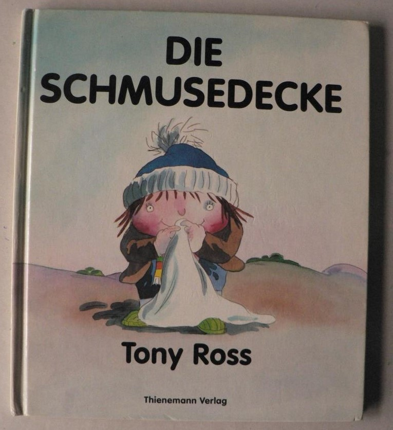 Die Schmusedecke. Ein Umkehr/Wendebuch