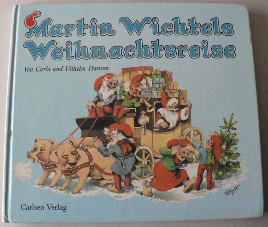 Martin Wichtels Weihnachtsreise
