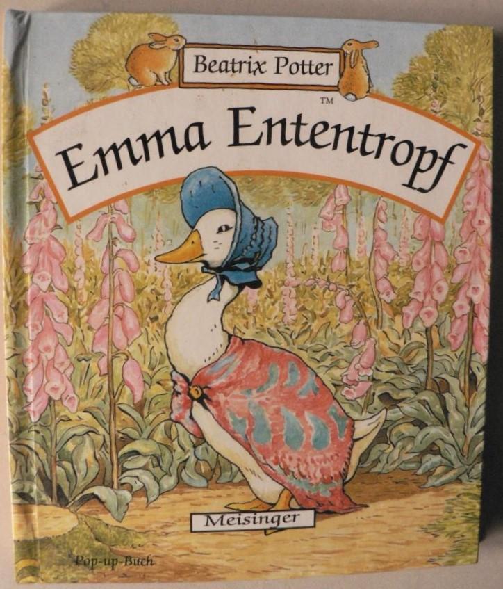 Emma Ententropf (Pop-up-Buch) - Beatrix Potter/Colin Twin (Illustr.)/Kathryn Siegler