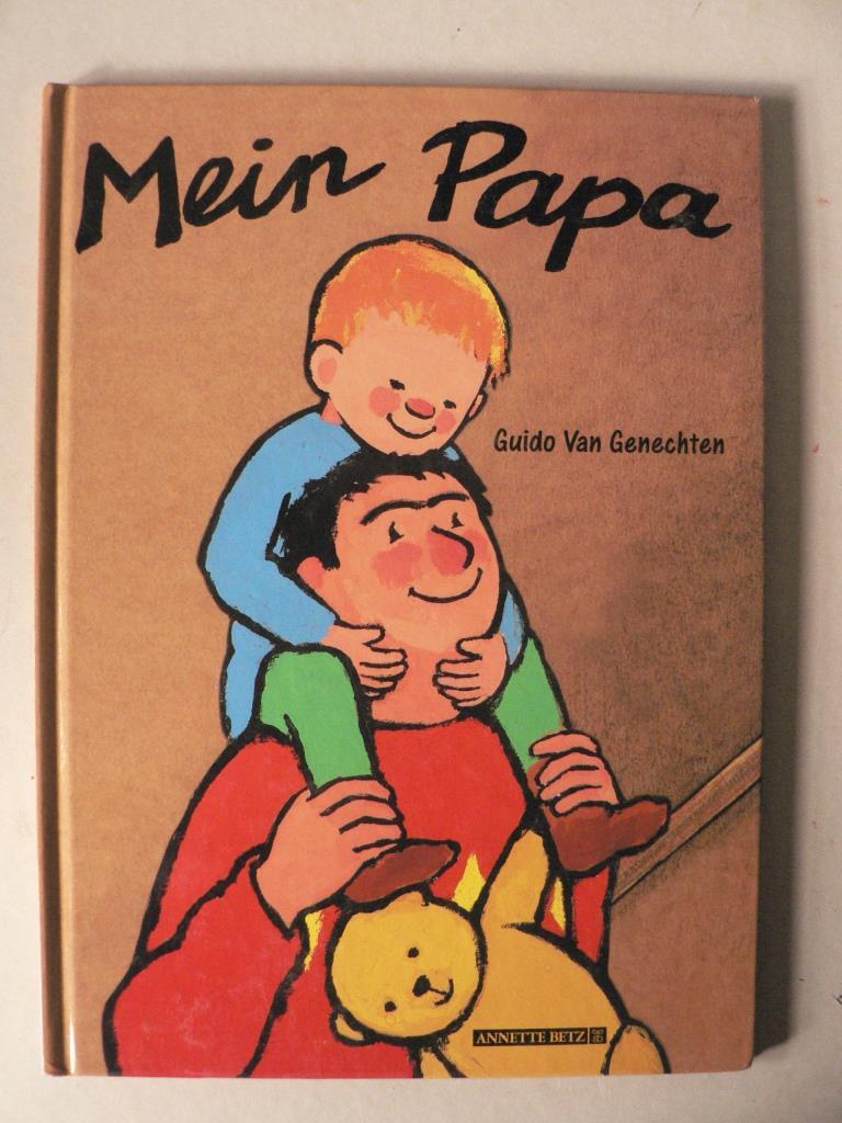 Genechten, Guido van/Zwerger Regina (Übersetz.) Mein Papa