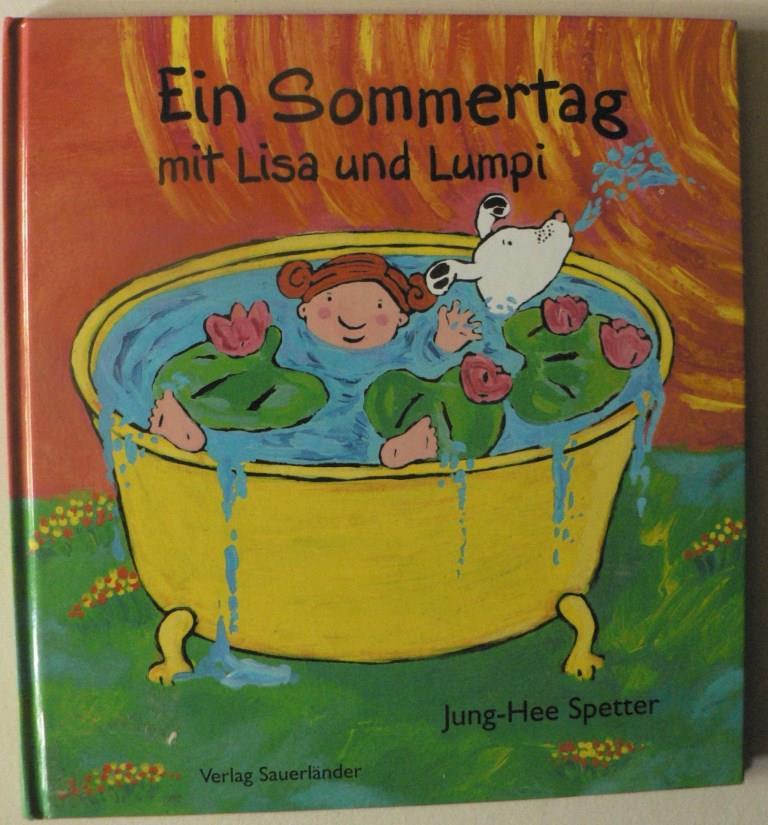 Ein Sommertag mit Lisa und Lumpi